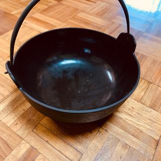 ☆南部鉄器☆ 鍋 未使用