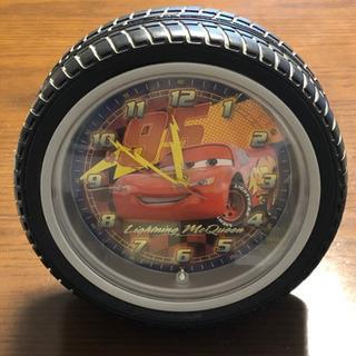 カーズの置き時計