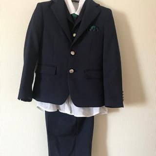 ワンダーファクトリー子供スーツ120