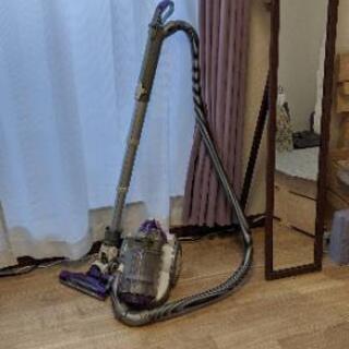 Dyson キャニスター型掃除機