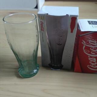 コカ・コーラのガラスコップ