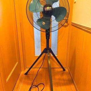 【美品】工場用扇風機45cm径