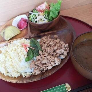 日替わりランチのMENU更新!無農薬野菜やハンドメイド作品も販売してます☆ - 札幌市