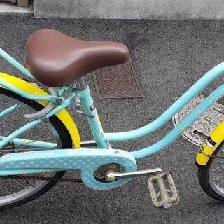 22インチ 自転車✩.*˚