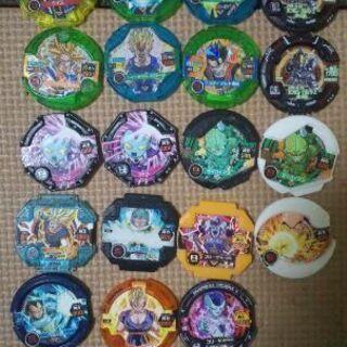 ドラゴンボールメダル 11枚100円