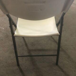 4脚セット コストコ LIFETIME 折りたたみイス BBQ アウトドア ガーデニング 室内 − 北海道