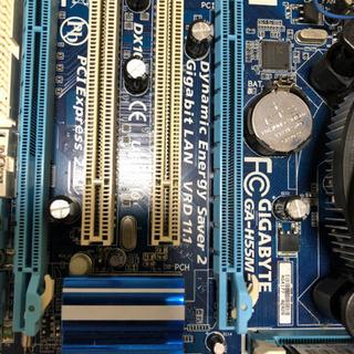 Core i3 マザーボード、メモリ、中古 - 大阪市