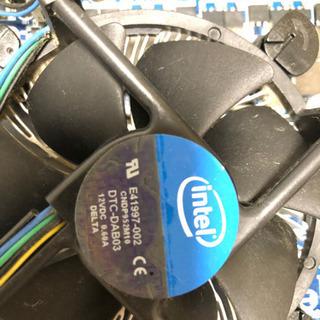 Core i3 マザーボード、メモリ、中古 - パソコン