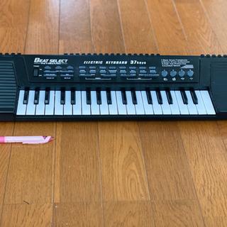 《お取引き終了♫》子供用 電池式 ピアノ キーボード