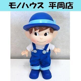 不二家 ポコちゃん人形 約27cm ソフビ フィギュア  …