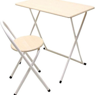 ほぼ未使用品 デスク&椅子
