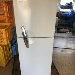 2ドア冷蔵庫を無料で差し上げます!(中古品)