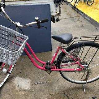 no、20910E 26インチ 自転車