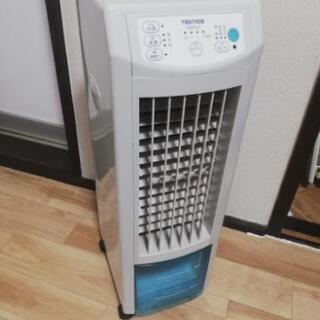 ☆テクノス 冷風扇 スリムタイプ TCW-010 扇風機☆