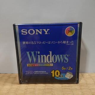 フロッピーディスク 2HD