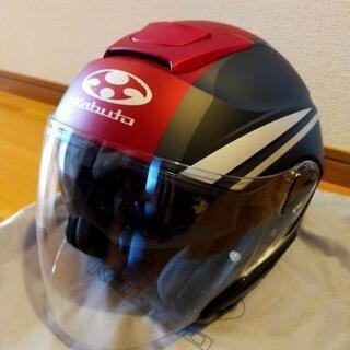 OGK ジェットヘルメット ASAGI 57-58cm Mサイズ