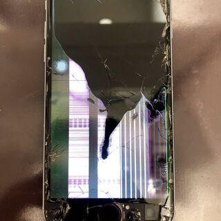 iPhoneの液晶が壊れてしまうと初期化しなければいけなくなるかも!?
