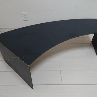 スチール製ローテーブル