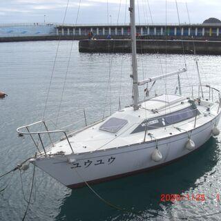 ヨット、26フィートクルーザー