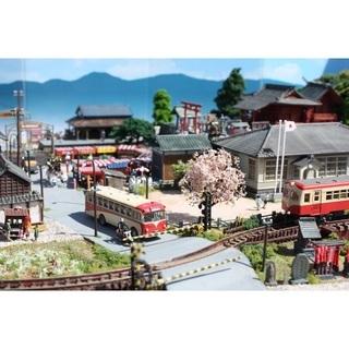 Nゲージ 「鉄道模型少年時代」 ジオラマ 完成品 模型 ジオコレ...