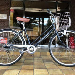 【中古】自転車 26インチ軽快車 3段変速