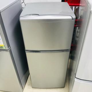 〈〉AQUA 16年式 2ドア 冷蔵庫 AQR-111E(…