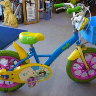16インチ 子供自転車 補助輪付き