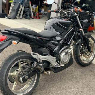 【売れました】SUZUKI スズキ グラディウス400 Vツイン  車検有 画像更新!カスタムしてます(検)SV400 SV600 - バイク