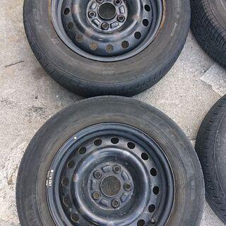 タイヤ4本セット  195/65/R15 ホンダ