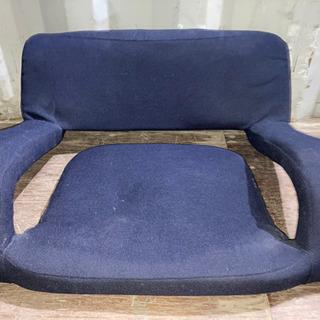 0912-14 座椅子 ネイビー