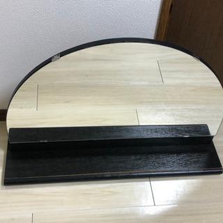 鏡(角度調整可能)
