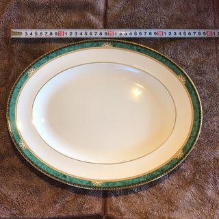 ウエッジウッド 大皿 オーバル型