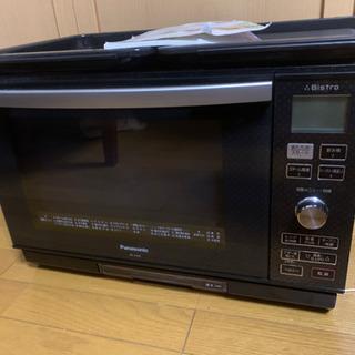 【値下げ】Panasonic Bistro NE-A264-CK...