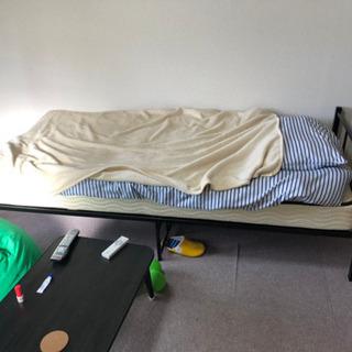 シングルベッド一式差し上げます。※yzkさま専用