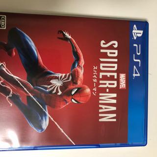 PS4 スパイダーマン spider-man