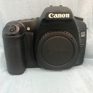 デジタルカメラ EOS30D【お譲り先が決まりました】