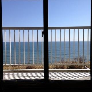 【絶景のオーシャンビュー】海辺の一軒家で入居者さん募集中!