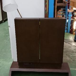 大塚家具  デスクトップ三面鏡  59×22×62