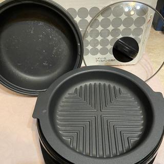 ホットプレート 焼肉プレートの画像