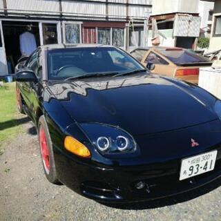 10万値下げしますσ(^_^;)三菱GTOツインターボ、ゲトラグ...