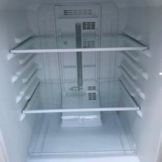 (取引者決定済み)冷蔵庫⭐️Panasonic製 138L ⭐️2014年製 NR-B146W-W - 名古屋市