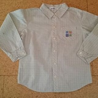 ファミリア 長袖シャツ 120cm