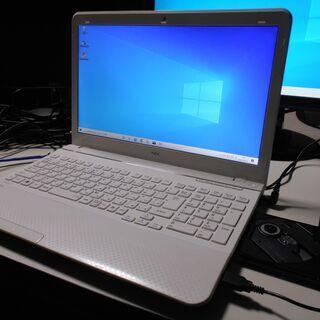 ノートパソコン NEC LaVie LS150/H Window...