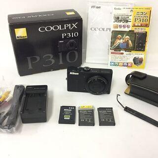 使用頻度少ない Nikon COOLPIX  P310