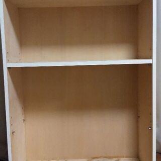 さしあげます。木製の棚