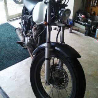 バイク売ります。ホンダftrカスタム