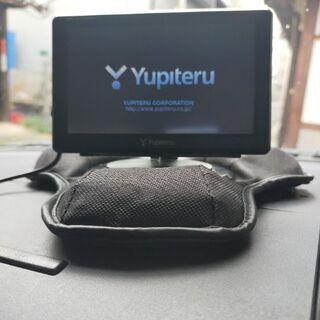 ユピテル5.0型 ポータブルカーナビ。