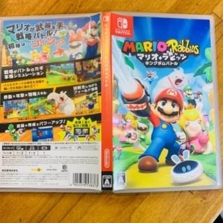 任天堂Nintendo☆ Switch★ マリオラビッツ キング...