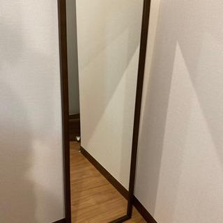 無印良品 壁掛け ミラー 幅32.5×奥行2×高さ100cm