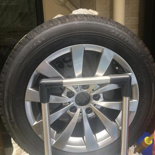 値下げしました!タイヤ純正ホイール BMW X3 スタッドレスタ...